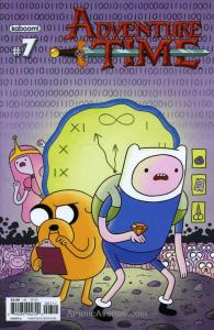 Adventure Time #7A VF/NM; Boom! | save on shipping - details inside
