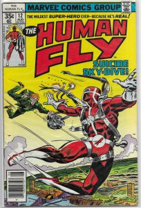 Human Fly   (Marvel)   #12 VG Mantlo/Elias/Springer