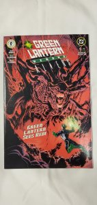 Green Lantern Versus Aliens #4 - NM - Awesome Story!