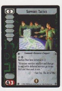 1998 Battletech Commander Support Tactics