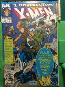X-Men #16 X-cutioner's Song part 11 MISB