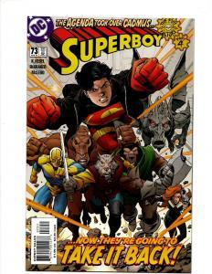 12 Superboy DC Comics # 73 74 Ravers # 1 2 3 4 5 6 7 8 9 11  GK22