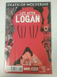 Death of Wolverine: Life After Logan #1 Marvel Comics 2015 NW142