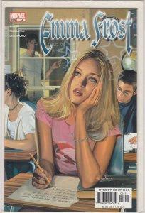 Emma Frost #14 (2004)