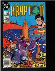 The World of Krypton #1 (1987)