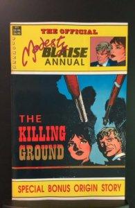 Official Modesty Blaise Annual #1 (1989)