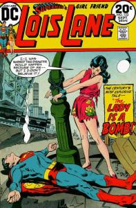 Superman's Girl Friend Lois Lane #133 FN; DC | save on shipping - details inside