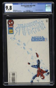 Amazing Spider-Man #408 CGC NM/M 9.8 White Pages