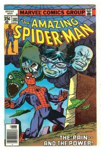 Amazing Spiderman 181