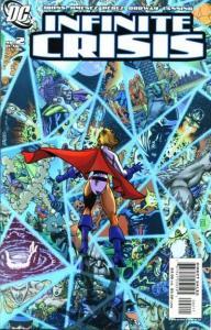Infinite Crisis #2, NM + (Stock photo)