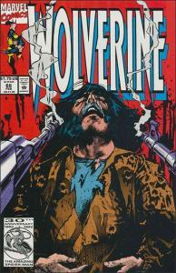 Marvel WOLVERINE (1988 Series) #66 VF/NM