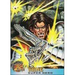 1996 Fleer X-Men KANE #52