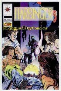 HARBINGER 10, VF+, Valiant, David Lapham, Jim Shooter, 1992, more in store