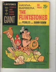 12 Flintstones Gold Key Comics # 1 Giant + 7 12 12 19 22 26 34 35 39 52 53 JL33