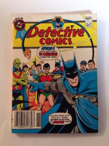 Blue Ribbon Digest 30 Detective Comics VF