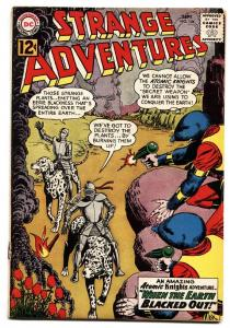 Strange Adventures #144 1962- Only ATOMIC KNIGHTS cover- g/vg
