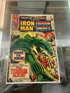 Tales of Suspense 83 VF- (Nov. 1966)