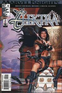 Marvel ELEKTRA (2001 Series) #5 NM