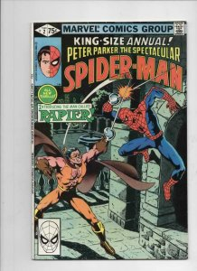 Peter Parker SPECTACULAR SPIDER-MAN #2 Annual, VF/NM, 1976 1980 more in store