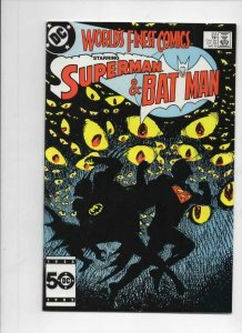 WORLD'S FINEST #315, NM, Batman, Superman, the Juice, 1941 1985 more in store