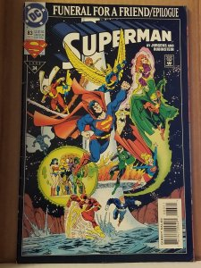 Superman #83 (1993)