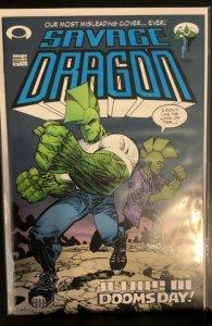 Savage Dragon #103 (2002)