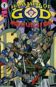 Hammer of God: Butch #3, NM + (Stock photo)