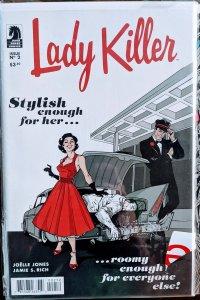 Lady Killer #2 (2015)