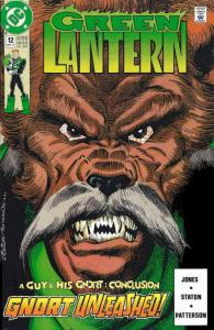Green Lantern (3rd Series) #12 VF; DC | save on shipping - details inside