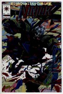 NINJAK #1 2 3 4 5, NM, Ninja, Valiant, Martial Arts, Katana, 1994, more in store