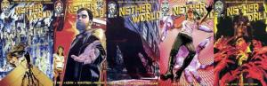 NETHERWORLD (2011 TOP COW) 1A-5  COMPLETE!