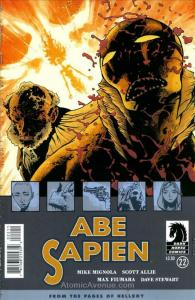 Abe Sapien: Dark and Terrible #22 VF/NM; Dark Horse | save on shipping - details