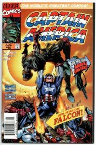 Captain America #11 (Marvel, 1997) VF/NM
