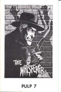 Pulp Fanzine #7 1975-THE WHISPERER-ROBERT WEINBERG FN