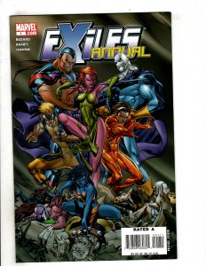 Exiles Annual #1 (2007) FO32