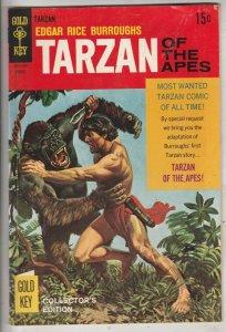 Tarzan #178 (Aug-68) FN Mid-Grade Tarzan
