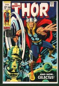 Thor #160 (1969)