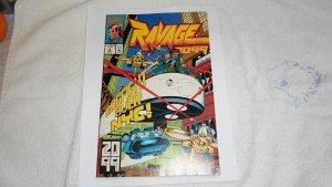 1993 marvel comics ravage 2099 # 6