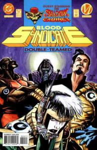 Blood Syndicate #20 VF/NM; DC/Milestone | save on shipping - details inside