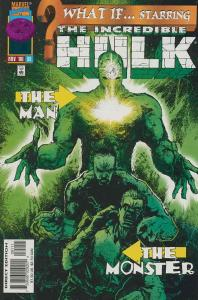 What If…? (Vol. 2) #91 VF; Marvel | save on shipping - details inside