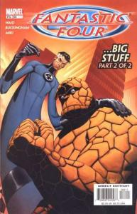 Fantastic Four (1998 series) #66, NM (Stock photo)