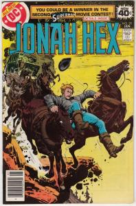 Jonah Hex #20 (Jan-79) NM Super-High-Grade Jonah Hex