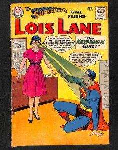 Superman's Girl Friend, Lois Lane #16 GD/VG 3.0