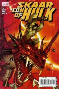 Skaar: Son of Hulk #2, NM (Stock photo)