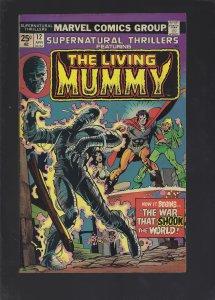 Supernatural Thrillers #12 (1975)