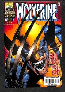 Wolverine #145 (1999)