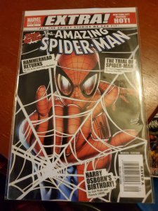 The Amazing Spider-Man:  EXTRA! #1 (2008)