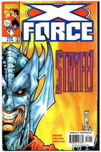 X-Force #74 (Marvel, 1998) NM