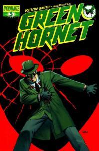 Green Hornet (Dynamite) #3B FN; Dynamite   save on shipping - details inside