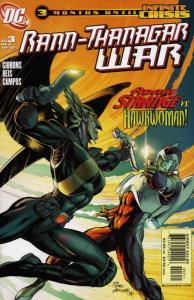 Rann/Thanagar War, The #3 VF/NM; DC | save on shipping - details inside